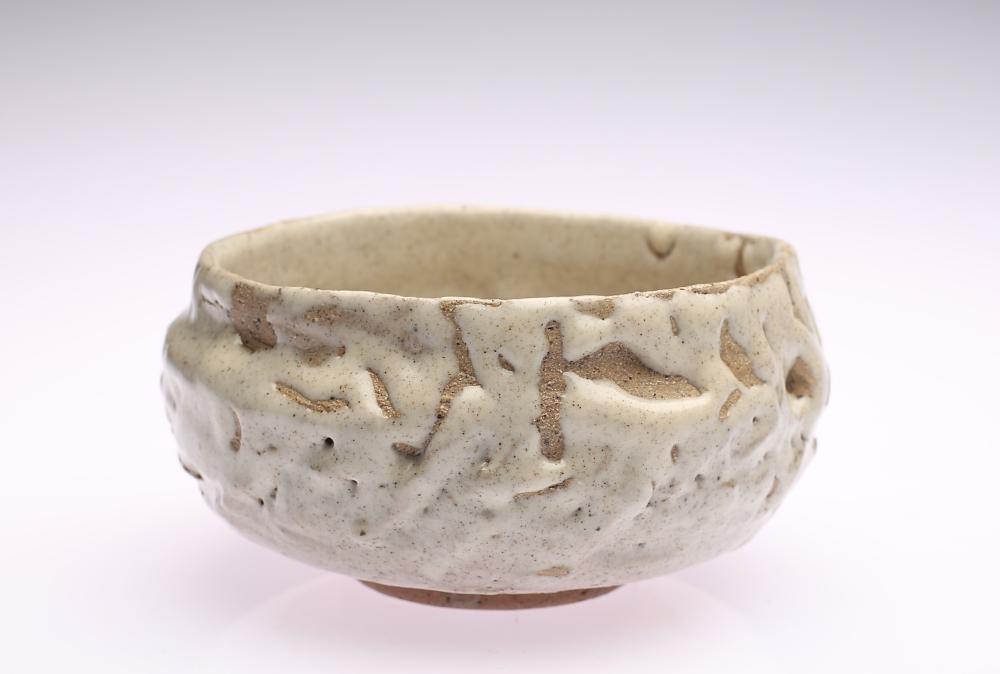 ceramic gas fire white bowl